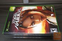 Lara Croft: Tomb Raider Legend (Xbox 2006) FACTORY SEALED! - RARE! - EX!