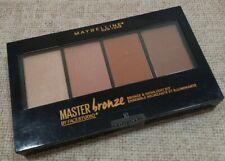 Maybelline Master Bronze Bronzer Hightlight Kit #10