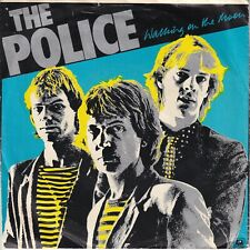 7inch THE POLICE walking on the moon HOLLAND 1979  EX (S3266)