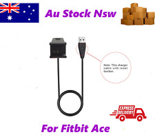 Replacement Charger For Fitbit Ace (USB Charging Cable Au stock)