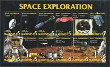 MALDIVES - 1995   'SPACE EXPLORATION'   Mini Sheet  MNH    [8172].