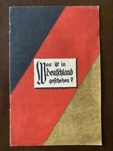 FREIKORPS Revolutions-Ereignisse: Was ist in Deutschland gesechehen? 1919