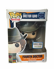 Doctor Who Pop! Funko Fourth Doctor W/ Jelly Beans Vinyl Figure TV #232 Open Box
