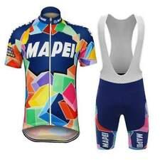 Retro 1993 Team Mapei Cycling Jerseys and Bib Short Cycling jersey Cycling Kit