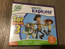 Leapfrog leappad 2,3 ultra xdi platinum ultimate Disney Toy story