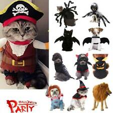 Pet Dog Cat Party Spider/Pumpkin Fancy Dress Cospaly Clothing Costumes Outdoor
