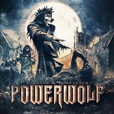 POWERWOLF - Blessed and Possessed  2 CD ( power wolf )