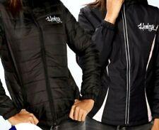New Womens Henleys Ginanna Reversible Jacket Black Size UK 16