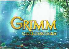 GRIMM SEASON 1 SEALED BOX OF TRADING CARDS