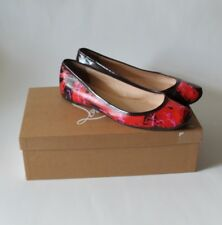 95a30463fa2 Christian Louboutin Multicolor Patent Leather Ballet Ballerina Flats Sz 36