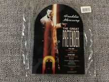 FREDDIE MERCURY -The Great Pretender- Shaped Picture Disc FREE POSTAGE