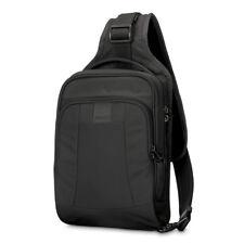 """Pacsafe - Metrosafe�""""� LS150 Anti-theft & RFID Safe Sling Backpack - Black"""