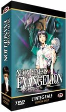 New Century Evangelion TV Edition Platinum Complete DVD-BOX 26 episodes + 4