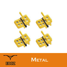 4 Pairs Metal Bicycle Brake Pads for Sram Avid BB7 disc brake Juicy brake