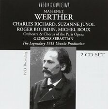 Richard/Boudin/Roux/Paris Opera Orchestra - Werther (in French) [CD]