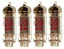 JJ Tesla EL84 quartetto selezionato - matched quad