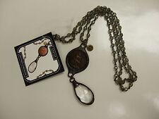 """""""Britannia Chandelier"""" Necklace by Ohbon Vintage,Artist Made"""