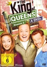 THE KING OF QUEENS, Season 2 (4 DVDs) NEU+OVP