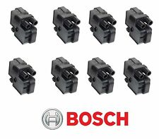 Mercedes-Benz 8 pcs. Ignition Coil Set - BOSCH - 0221503035 / 00107 - NEW OEM MB