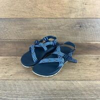 Chaco Z/Cloud Grouped Blue J106600 Open Toe Single Strap Sandal Womens Size 8 US