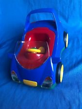 TOLO TOYS FIRST FRIENDS ELCTRONIC CAR W/LIGHTS SOUND MOVEMENT