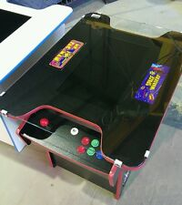 Brand new Cocktail Arcade Machine with 412 games. Free shipping Australia Wide