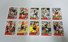 2005 AFL SELECT TRADITION RICHMOND TIGERS TEAM SET 10 CARDS