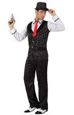 Déguisement Homme Gangster M/L Costume Adulte Mafia Al Capone