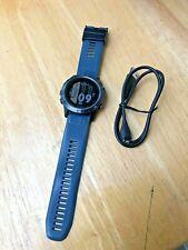 Garmin Fenix 5X 51mm Sapphire with Gray Strap Gps Watch