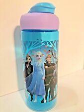 Disney Frozen II 2 Water Bottle by Zak Design 16.5oz Anna Elsa Sven Olaf