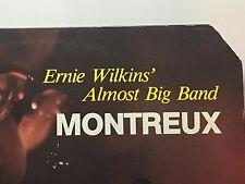 ERNIE WILKINS - Almost Big Band ~ STEEPLECHASE 1190 w/Drew, Vinding, Willie Cook