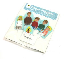 Oxford Reading Tree: Finger Puppets (Pack A) Toy – 1999