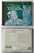 JUNE CHRISTY Something Cool .. 24 Track Japan Capitol CD TOP