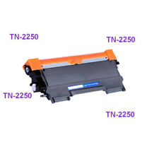 3 x TN2250 TN-2030 HY Toner Compatible For BROTHER MFC 7240 7360N 7362N 7460DN