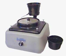 "BUTW basic 8"" Ameritool universal glass rock grinder polisher lapidary"