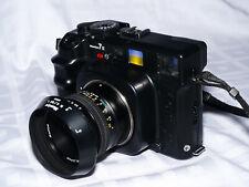 Mamiya 7ii / 80mm lens