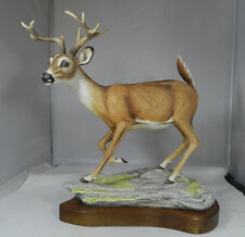 BOEHM WHITE TAILED BUCK DEER  98  ENGLAND MINT CONDITION No 50026  1984