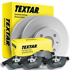Nr Textar Bremsbelagsatz VA passend für Ford Focus//Kuga 2573601