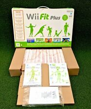 Genuine Nintendo Wii Fit Plus Balance Exercise Fitness Board Brand New Sealed