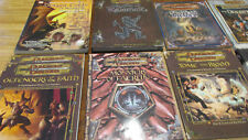 Dungeons & Dragons 3.0-3.5e shop free shipping DMG PHB MM I & II D20 Legends&lor