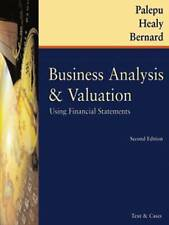 Business Analysis and Valuation: Using Financial Statements, Text and-ExLibrary