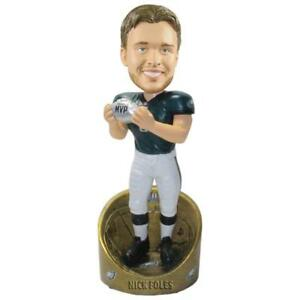 Nick Foles Philadelphia Eagles Super Bowl LII MVP Bobblehead Bobblehead NFL