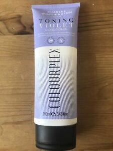 Charles Worthington Haircare Conditioner Toning Violet 250ml Colourplex