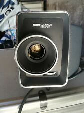 Projecteur ancien REVUElux 4000D sound 8 mm pour pièces ou restauration