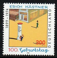 GERMANY MNH 1999 SG2890 100th Anniversary of the Birth of Erich Kästner