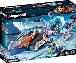 PLAYMOBIL 70230 Spy Team Kommandoschlitten