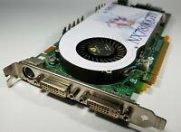 MSI NVIDIA GeForce NX7800GTX VT2D256E P347 X2 DVI S Video Card PCIe ATX 7800 GTX