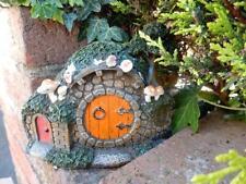 Fairy Hobbit House Casa Giardino Fata magica regalo Elfo Pixie Decorazione