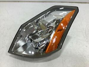 04-05 Cadillac XLR Driver Left Xenon HID Headlamp Headlight Light