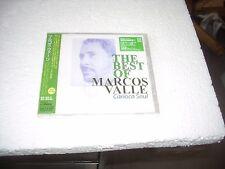MARCOS VALLE - THE BEST OF + bonus track - JAPAN CD JEWEL CASE